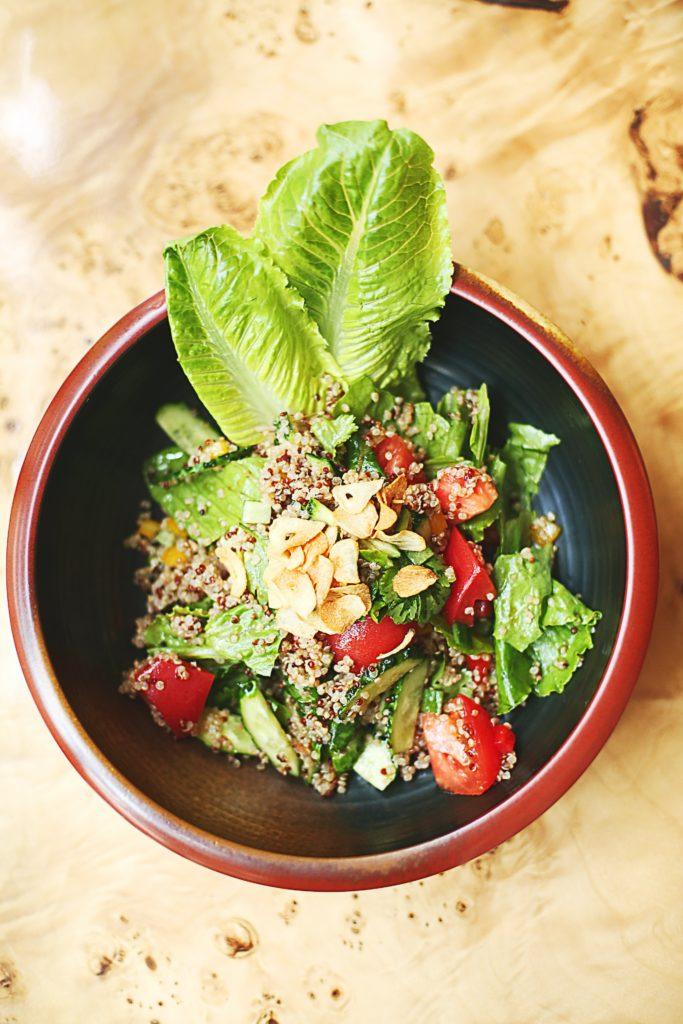 Vegetarische eten